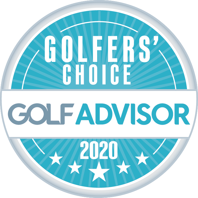 Golf Advisor Badge